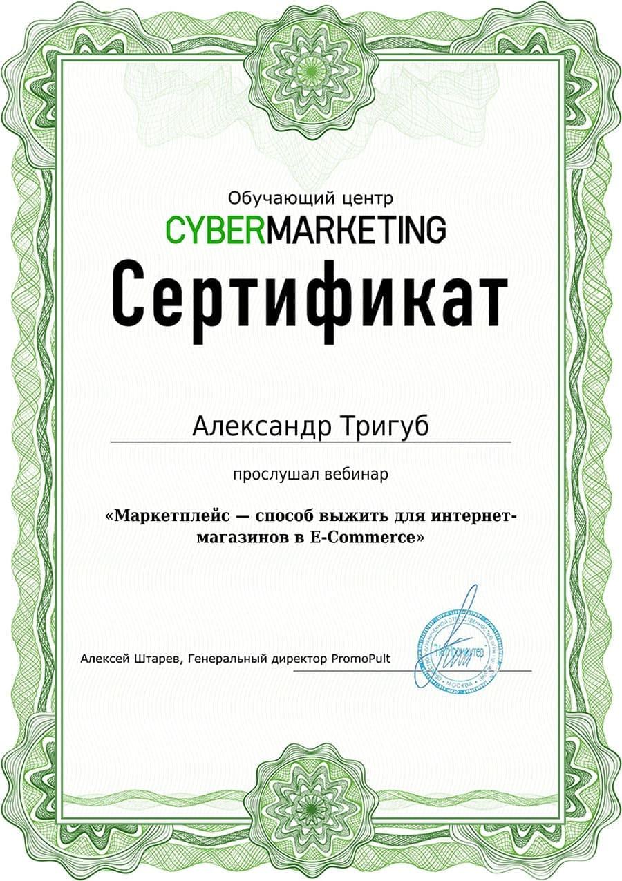Маркетплейс - способ выжить для интернет-магазинов в E-Commerce